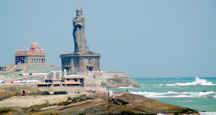 Saint Thiruvalluvar Statue, Kanyakumari (Entry Fee, Timings