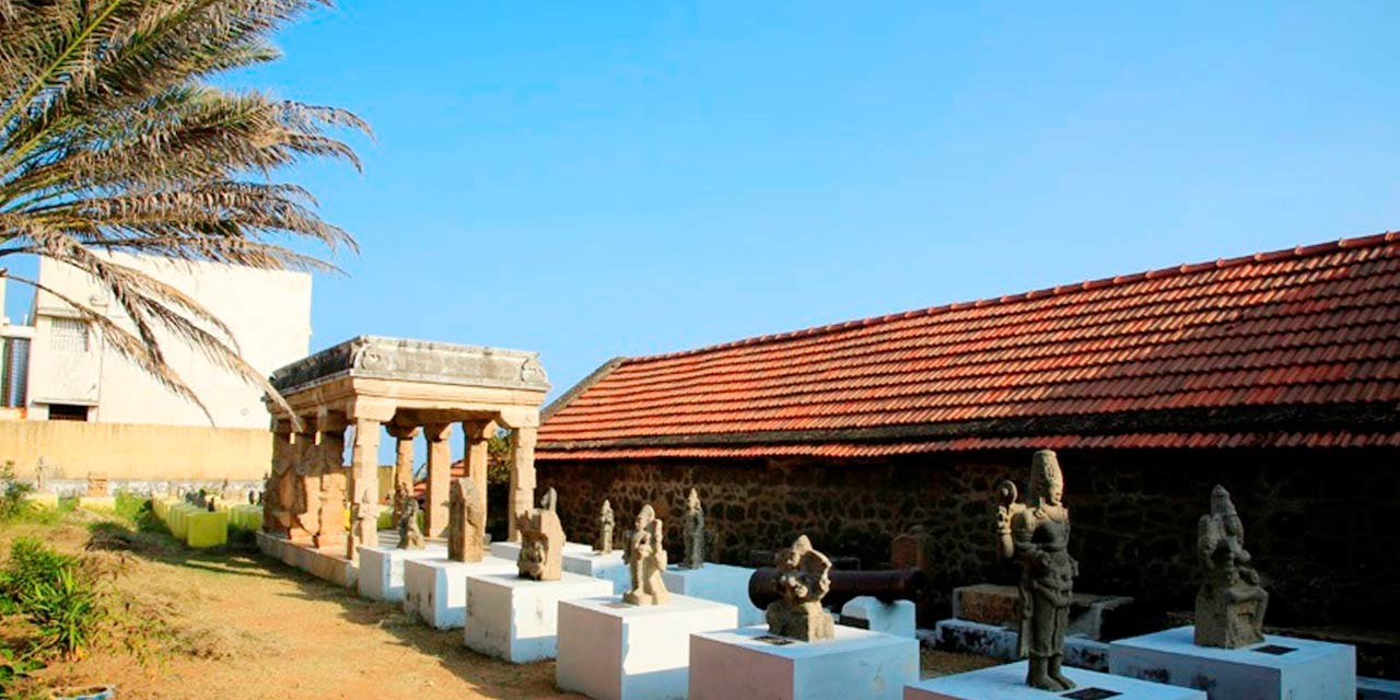 Government Museum Kanyakumari