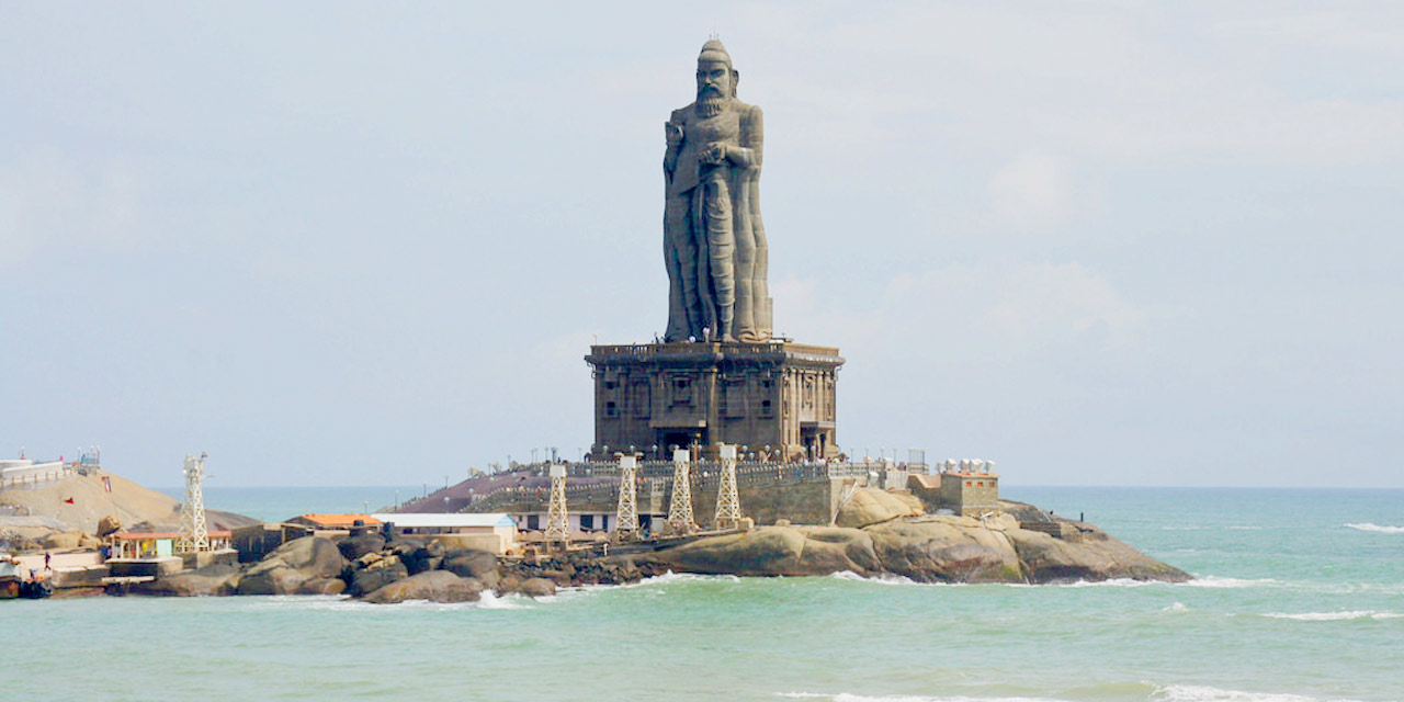 Image result for Statues of Thiruvalluvar-images