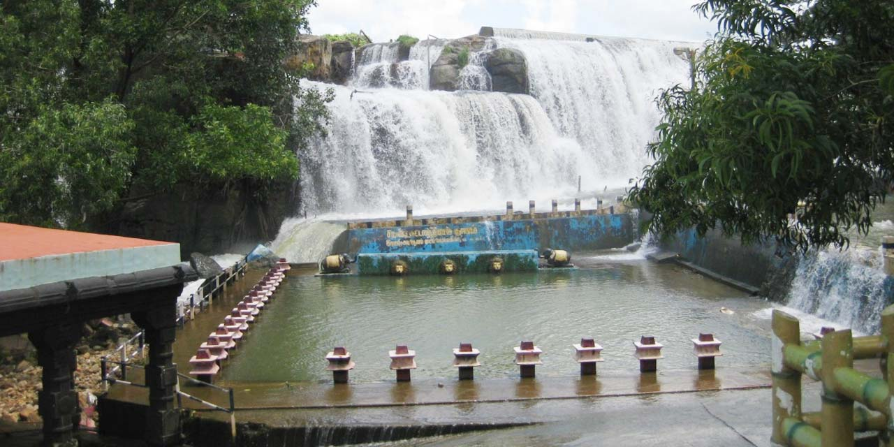 Thirparappu Waterfalls Kanyakumari